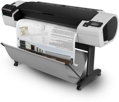 Réparation traceur HP