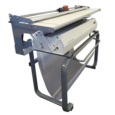 Combi plieuse et coupeuse de plan manuelle pour traceur A0 - AZ Printers